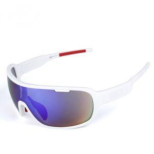 Occhiali da ciclismo polarizzati Sport Occhiali da sole con 5 lenti intercambiabili per uomo Donna Bicicletta da corsa Pesca da guida Golf Golf