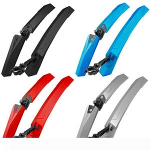 MTB Road Bike Front Rear Fenders Mudguard Front Rear Quick Release Wings for Bicycle Cycle Mud Guard Bike Parts Accessories