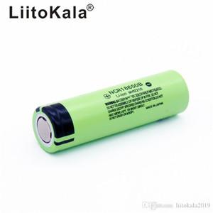 NCR18650B original de 3.7V 3400 mAh 18650 3400mah para la batería de litio recargable