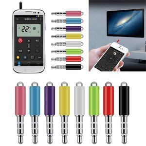 3.5mm Controle Remoto Infravermelho Infravermelho Controle Remoto Infravermelho Do Telefone Móvel Aparelho de Ar Condicionado TV Controle Remoto Universal