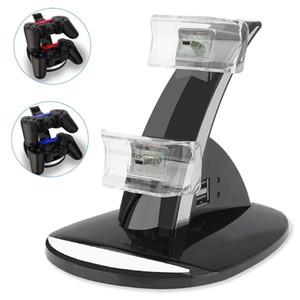 PS3 플레이 스테이션 3 컨트롤러 충전기, 듀얼 콘솔 충전 도킹 스테이션 스탠드