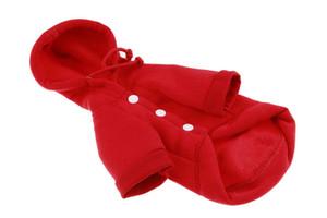 1PCS Pet Clothes Dog Fleece Vest Pet Cold Weather Vest Jacket Coat Dog Cotton Clothes Sweaters 6 Sizes 4 Colors