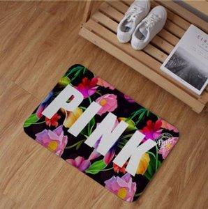 Ковер новый стиль бренда PINK фламинго цветок гостиной коврик для пола коврик простой современный ковер водонепроницаемый коврики
