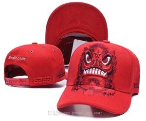 Luxury Embroidered high quality Baseball Cap Men's Golf snapback cap Designer fashion style animal Swofcar hat