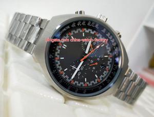 Luxus-Qualitätsuhr 46,2 mm x 46,2 mm Mark II 327.10.43.50.06.001 Chronometer VK Quartz Chronograph Herrenuhr Uhren