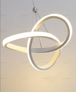 Modern Pendant Light Led Hanging Suspension Ceiling Fixture for Dining Living BedRoom Bar Counter Stair Lighting LLFA