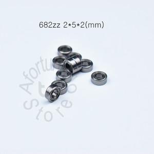 682ZZ 2 * 5 * 2 (mm) 682 10pieces trasporto libero ABEC-5 cuscinetti metallo sigillato Mini cuscinetto MR52ZZ-2 682ZZ-2