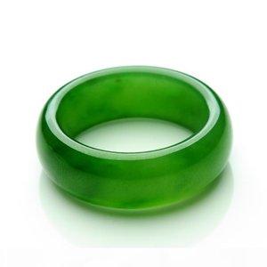 Il vero anello di giada di Hetian giada russo