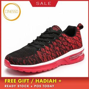 CINESSD Air Cushion Paare Laufschuhe atmungsaktive Outdoor-Walking-Schuhe Liebhaber Jogging Turnschuhe Trainer-Sport Unisex