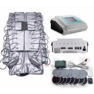 Profesional 3 en 1 Masaje de presión de aire Máquina de drenaje linfático para la venta Masaje de presión de aire Máquina de drenaje linfático