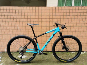 원래 그룹과 차축 탄소 프레임 탄소 바퀴 스루 2019 Costelo 솔로 2 탄소 완전한 산 MTB 자전거 자전거 29er