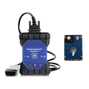 Interface de diagnóstico múltiplo WiFi GM MDI 2 com V2019. 4 GDS2 Tech2Win Software Sata HDD para Va-uxhall O-pel B-uick E C-hevrolet