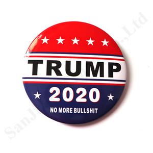 Брошь Trump 2020 Выборы Promotion Америка Медаль президент Trump Медаль Tin Выборы Chest украшение партия Pins подарки РАСПРОДАЖА C103002