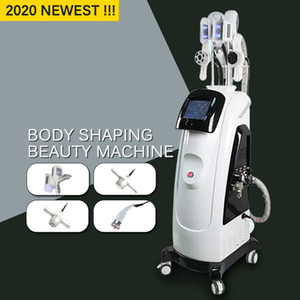 2020 nuevo estilo !!! Cryolipolysis Machine 5 en 1 Handles Dobles Cryolipolysis Multifunción Freeze Freeze Slimming Machine
