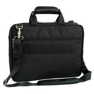 HP Lenovo sw9723 için Tasarımcı-Marka dizüstü Evrak çantası Erkekler 14 inçlik dizüstü Çanta Kılıf Fonksiyonlu Messenger Omuz Çantası portföy