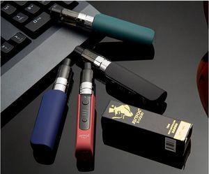 Justfog P16A Starter Kit 900mAh mini-vape mod E Cigarette Vape Pen Para 1,9 ml Capacidade do tanque Clearomizer vaporizador grande vapor 100% Original