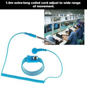 PVC bracelet antistatique bande ESD Décharge AntiStatic poignet ceinture