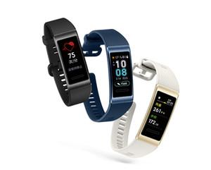 Orijinal Huawei Band 3 Pro GPS NFC Akıllı Bilezik Nabız Akıllı İzle Sports Tracker Sağlık Spor Kol Saati İçin Android iPhone