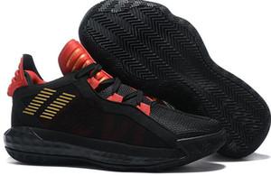 2020 Dame Lillard Dame 6 Basketball-Schuh-Trainer Männer sportlich besten Sportschuhe für Männer Stiefel Trainings Sneakers Walking Gymnastik Jogging-Schuhe