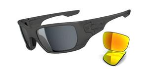 Bike Eye Wear große Qualität polarisierte Sonnenbrille UV400 Laufwerk Mode im Freien Sport Radfahren Brille UV-Schutzbrille Brille