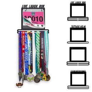 Medal Race Titular Alta Qualidade Medalhas expositores Medalha Hanger detém várias Medalhas de Home Storage parede gancho