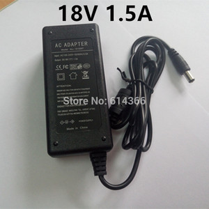 18V 1.5A power adapter 18V 1500mA surveillance camera power supply 100V-240V converter adapter 18V transformer AU US UK EU Plug