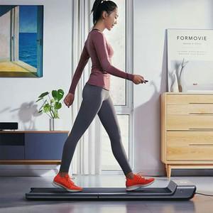 Faltbare installationsfreie Laufband ohne Handlauf Ausrüstung Laufen Verwenden Gehen Pad-intelligente elektrische faltbarer Maschine Tretmühlen 0000