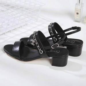 Été nouvelle en cuir haut de gamme sauvages chaussures de sport pour femmes occasionnels shopping chaussures de luxe banquet mariage fashion ladies sandales