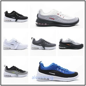 Nike Air Max Axis 98 2020 핫 판매 좋은 품질 남성 야외 신발 에어 쿠션 최대 98 트레이너 신발 CHAUSSURES은 운동화 size40-45 실행 enfants을 붓는다