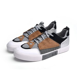 Enlighten Hip-hop Board Shoes Men 2018 Autumn Hotsale Brand New Designer Sports Shoes Low-top Casual Shoes