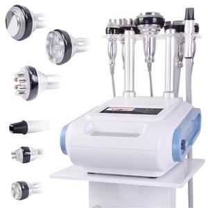 Unoisetion 40K cavitazione 2.0 Perdita di peso a vuoto Sextupolar 3D RF fotone bellezza della pelle cura dimagrante macchina