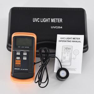 misurazione meter UVC luce Meter UVC254 UV di intensità di radiazione UV Radiometer