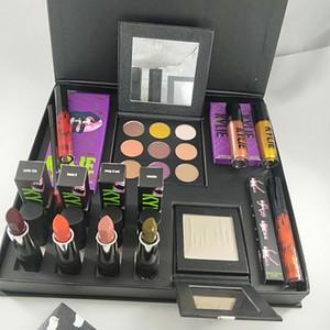 EPACK MOMAGER Makeup MOMAGER Lip Collection Lipgloss Lipstick Eyeshadow Highlighters Boo Set Halloween Set Christmas Set