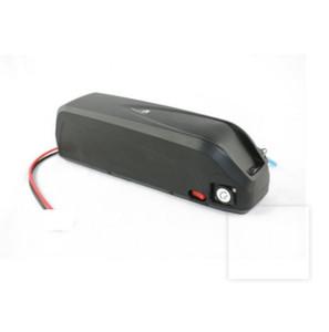 США ЕС AU Нет Tax 52V 13Ah Новая Shark Аккумулятор использовать LG сотовый 52V 12.8Ah E-Bike Hailong Li ионная аккумуляторная батарея с зарядным устройством 58.8V
