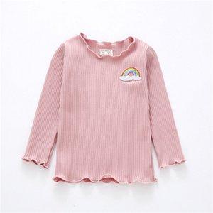 Pudcoco Hot vendre Casual enfants layette fille manches longues discussion Fungus talonnage Tops T-shirt