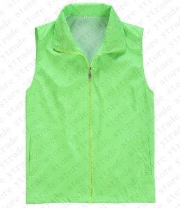 camicie Volontariato Gilet pubblicitaria Work Clothes Supermercato Vest all'aperto