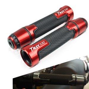 apertos motocicleta guiador Para YANAHA TMAX 530 TMAX530 2001-2014 2020 2020 TMAX 530 SX DX mota apertos do punho