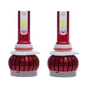 Cartaoo IP67 Waterproof High Power 24W Super Bright 6000K Car Conversion Kit LED Fog Lamp H1 H4 H7 H11 9005 9006 LED Headlight Bulbs