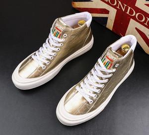 Golden Star chaussures hommes mode casual édition coréenne célébrité web respirant Chaussures montantes de la carte joker jeunesse V52