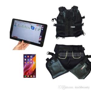 elétrica mejor estimulador muscular EMS TENS mini dispositivo ems Xbody ccsme máquina del entrenamiento Aplicar al gimnasio Sports Club Electro Estimulación Máquinas