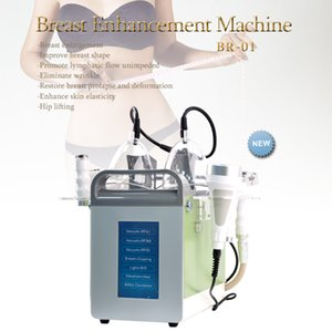 5 IN 1 Breast Enlargement Machine Nipple Lifting For Home Use Breast Enhance Massager rf radio frequency cellulite removal machine