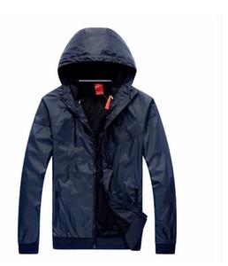 nike jacket mens desiger ceket Sıcak Yeni Moda Erkekler ve Kadınlar Kazak Kapüşonlular Lover Güz İnce NKJ1 Windrunner Işık Windbreak dropshipping