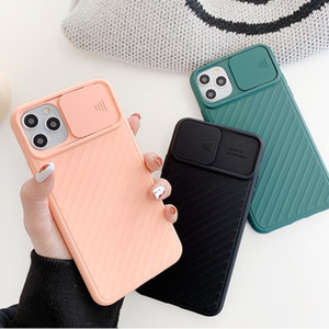 Camera Protection Shockproof Phone Case For iPhone 11 Pro Max XR XS Max 6 6S 7 8 Plus X Soft TPU Back Cover bang