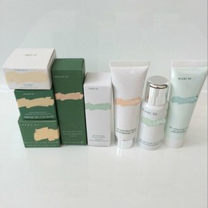 Famous travel La Moisturing skin care sets Mer cleanser+BB cream+eye concerntrate+moisturizing cream+loose power+radiant lotion 8pcs set