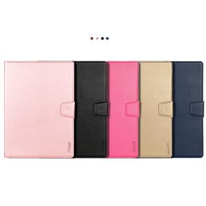 """PU del tirón del cuero del marco de fotos clásico caja de la carpeta magnética para el iPad Mini Pro Aire Nuevo 12.9"""" Protector Pro cubierta con la tarjeta de soporte Ranura"""