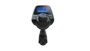 Auto Bluetooth Freisprecheinrichtung MP3 Player FM Transmitter Auto Wireless MP3 Car Charger T10