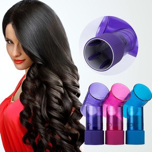 Man Lady Universal Interface Hair Dryer Cover Diffuser Disk Hairdryer Curly Drying Blower Hair Curler Styling Tool