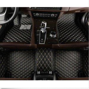 Tapis de sol ForCar avant après revêtement du tampon imperméable Mercedes-Benz E300 2009-2017