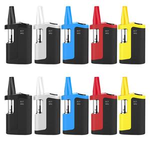 ECT MIQ Kit Vape Cartucce E Cigarette 350mAh Tensione della batteria 0,5 ml regolabile Kit vuoto vasca di vetro Starter Kit Cartuccia Vape Mod completa