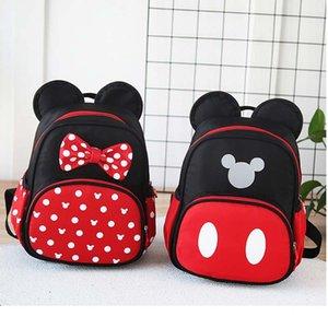 2019 Новый мышь рюкзак женский мини сумка женский рюкзак сладкий лук подросток девушки рюкзаки школьные сумки Леди сумка Сумка C22
